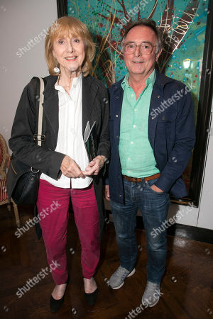 Stock Photo of Pamela Miles and Ron Cook