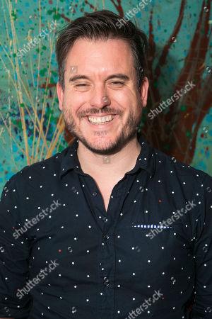Stock Photo of Michael Longhurst (Artistic Director)