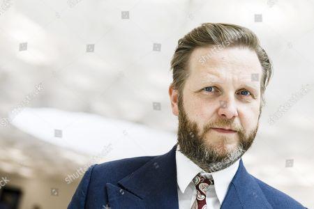 Editorial picture of Ragnar Kjartansson photocall, Helsinki, Finland - 21 Aug 2019