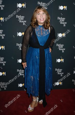 Editorial photo of 'Before You Know It' film screening, Arrivals, The Landmark Theater, New York, USA - 22 Aug 2019