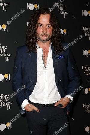 Stock Picture of Constantine Maroulis