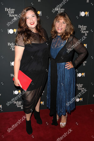 """Editorial picture of 1091 Media Presents The New York Premiere of """"BEFORE YOU KNOW IT"""", New York, USA - 22 Aug 2019"""