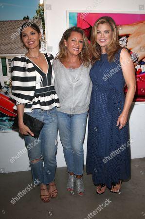 Ali Landry, Vanessa Williams, Kathy Ireland