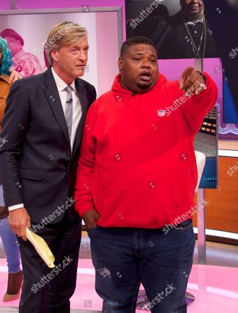 Richard Madeley, Big Narstie