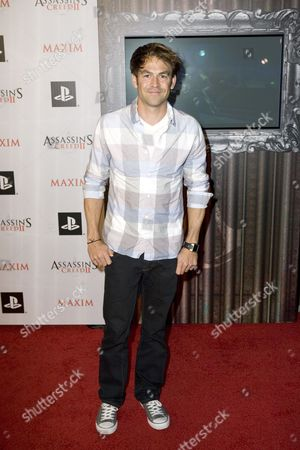 Editorial photo of 'Assassin's Creed II' Launch at the Voyeur Nightclub, Los Angeles, America - 11 Nov 2009