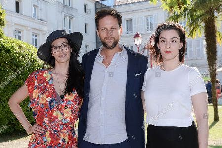 Laetitia Eido, Pierre Rocherfort, Alexia Seferouglou