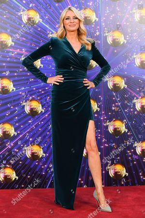 Editorial image of 'Strictly Come Dancing' TV show launch, BBC Broadcasting House, London, UK - 26 Aug 2019