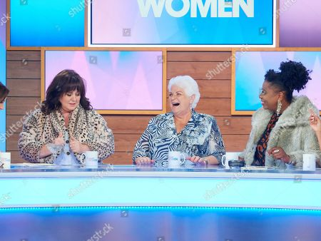 Coleen Nolan, Pam St Clement, Brenda Edwards