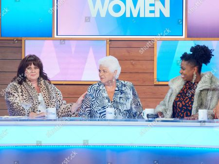 Editorial picture of 'Loose Women' TV show, London, UK - 23 Aug 2019