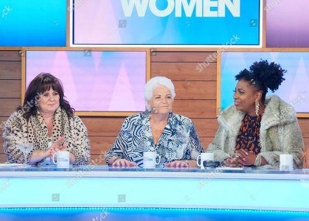 Editorial photo of 'Loose Women' TV show, London, UK - 23 Aug 2019