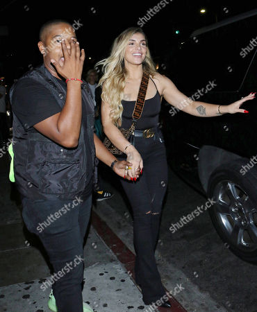 Editorial picture of Celebrities out and about, Los Angeles, USA - 22 Aug 2019