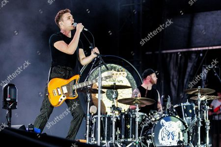Stock Image of Royal Blood - Mike Kerr and Ben Thatcher