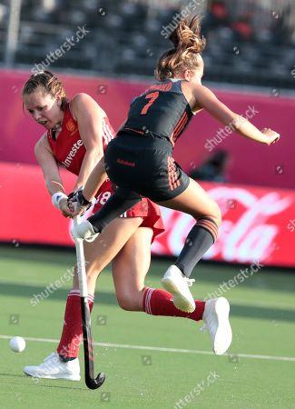 Editorial picture of European Hockey Championships, Antwerp, Belgium - 23 Aug 2019