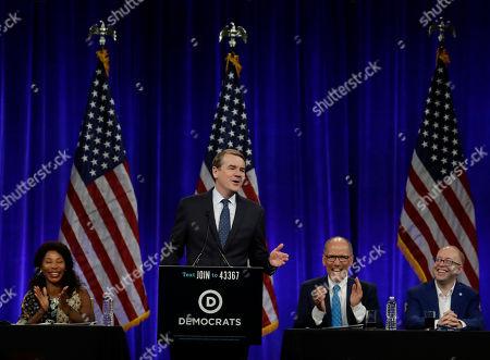 Editorial photo of Election 2020 Democrats , San Francisco, USA - 23 Aug 2019