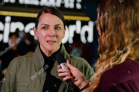 Director Jennifer Reeder (Signature Move) interviewed during the Frightfest 2019