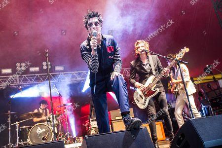 Editorial image of Leeds Festival, Bramham Park, UK - 23 Aug 2019