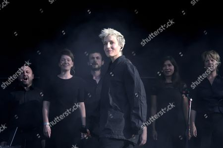 Stock Photo of Jeanne Added
