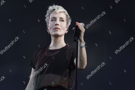Editorial photo of Rock-en-Seine Festival, Day 1, Saint-Cloud, France - 23 Aug 2019