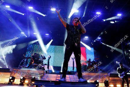 Papa Roach - Jacoby Shaddix