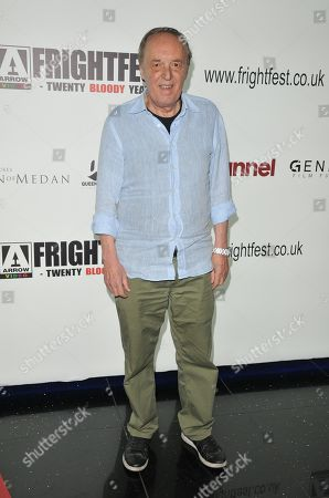 Dario Argento at the 'Tenebrae' film premiere