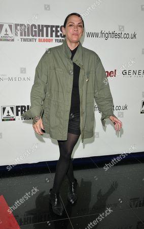 Stock Image of Jennifer Reeder at the 'Knives & Skin' film premiere