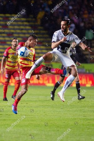 Editorial picture of Morelia vs Pumas, Mexico - 23 Aug 2019