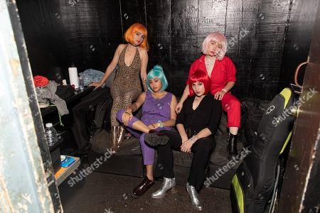 The Tenth, Taylor Blackwell, Kelly Cruz, Eden Hain, Harley Quinn Smith