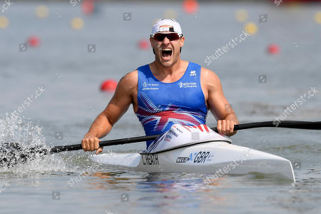 Editorial picture of ICF Canoe Sprint World Championships, Szeged, Hungary - 24 Aug 2019