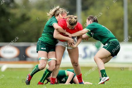 Editorial picture of Women's Interprovincial, Sportsground, Galway  - 24 Aug 2019