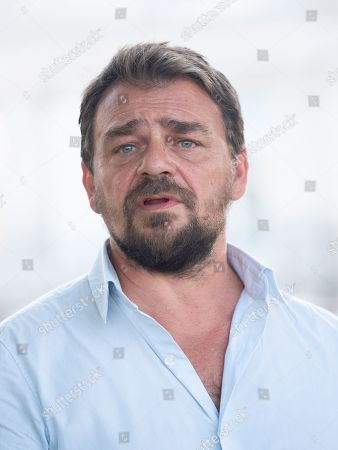 Stock Picture of Thierry Godard