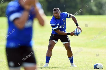 Stock Photo of Semesa Rokoduguni of Bath Rugby in action
