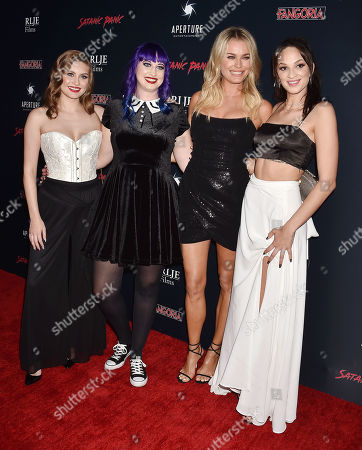 Editorial picture of 'Satanic Panic' film premiere, Los Angeles, USA - 23 Aug 2019