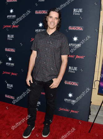 Editorial image of 'Satanic Panic' film premiere, Los Angeles, USA - 23 Aug 2019
