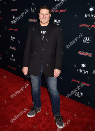 Editorial picture of 'Satanic Panic' film premiere, Los Angeles, USA - 23 Aug 2019