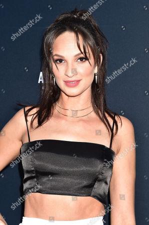 Editorial photo of 'Satanic Panic' film premiere, Los Angeles, USA - 23 Aug 2019