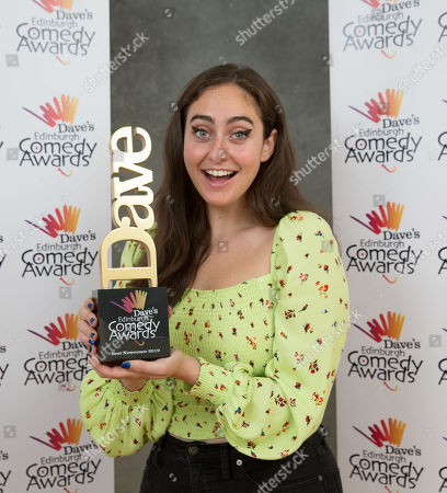 Catherine Cohen wins Best Newcomer.