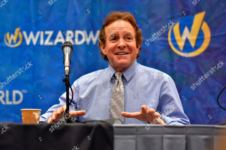 Editorial picture of 2019 Wizard World Comic-Con - Day 1, Chicago, USA - 22 Aug 2019