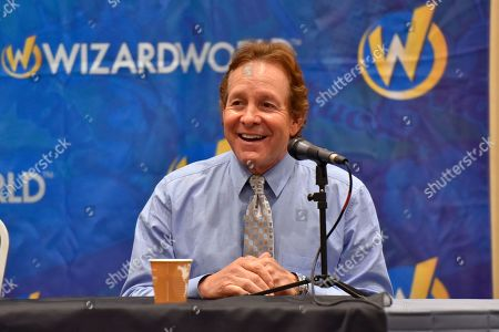 Steve Guttenberg seen on Day 1 at Wizard World at Donald E Stephens Convention Center, in Chicago