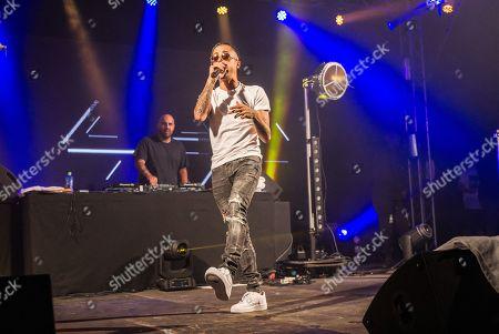 Editorial photo of Leeds Festival, Bramham Park, UK - 24 Aug 2019