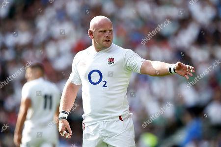 Editorial photo of England v Ireland, UK - 24 Aug 2019