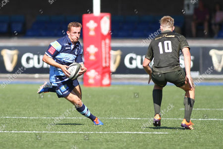 Editorial image of Cardiff Blues A v Leinster A - Celtic Cup - 24 Aug 2019
