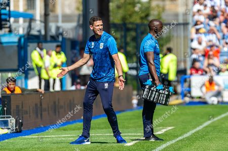 Editorial picture of Huddersfield Town v Reading, EFL Sky Bet Championship - 24 Aug 2019