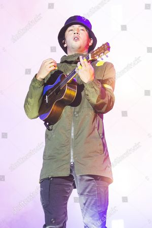Stock Picture of Twenty One Pilots - Tyler Joseph