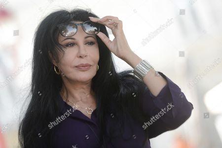 Stock Picture of Yamina Benguigui