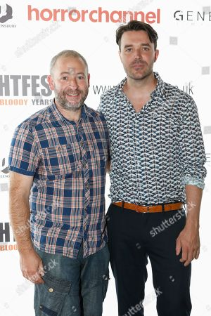 Editorial picture of 'Frightfest' at Cineworld Leicester Square, London, UK - 24 Aug 2019