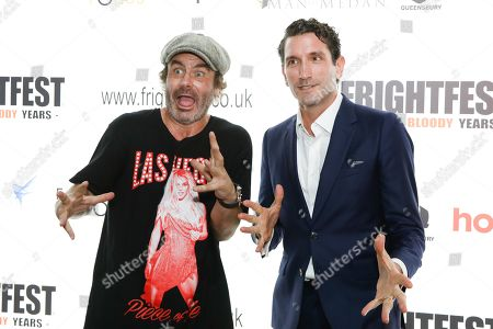 Actors Mickey Gooch Jr... (How To Be Single, Monster Party) and Ed Kingsley