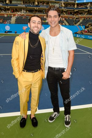 Editorial photo of US Open Tennis Championships, Kids Day, New York, USA - 24 Aug 2019