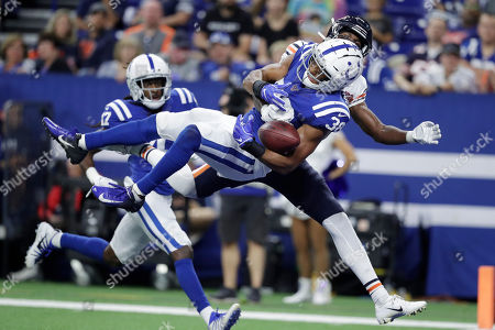 Editorial image of Bears Colts Football, Indianapolis, USA - 24 Aug 2019