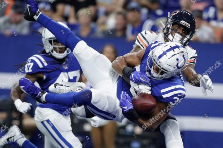 Editorial picture of Bears Colts Football, Indianapolis, USA - 24 Aug 2019
