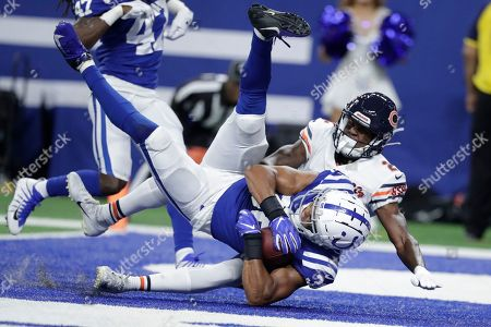 Editorial photo of Bears Colts Football, Indianapolis, USA - 24 Aug 2019